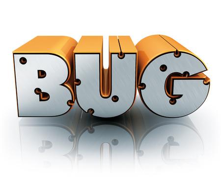 computer bug: Bug text