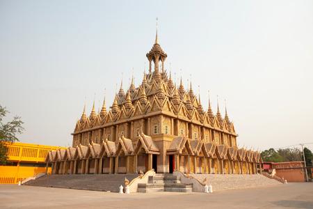 tha: Wat Tha Sung Castle Gold