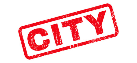 polis: City text rubber seal stamp watermark. Caption inside rounded rectangular shape with grunge design and dust texture. Slanted glyph red ink sticker on a white background.