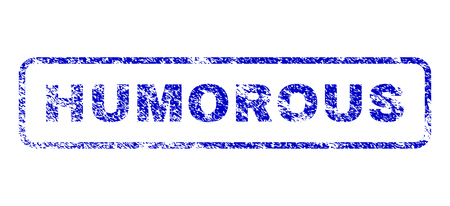 humorous: Humorous tag dirty seal imprint for watermarks. Blue Vector.