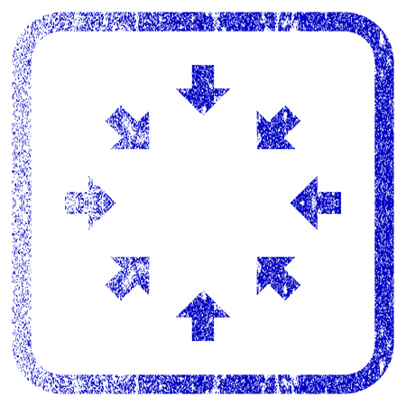clash: Compact Arrows textured icon for overlay watermark stamps.