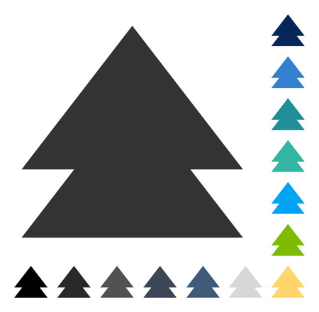 Move Up icon. Vector illustration style is flat iconic symbol in some color versions.
