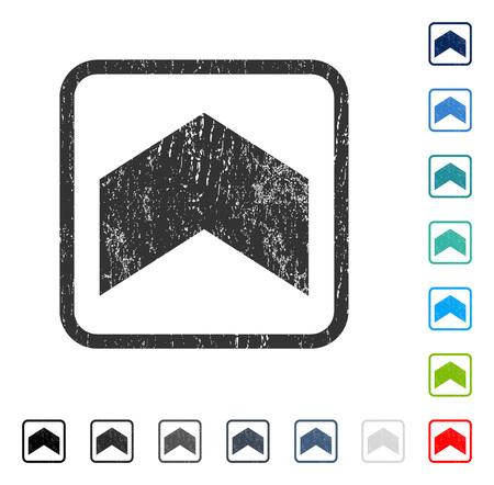 Dirección Hasta la marca de agua de goma en algunas versiones de color