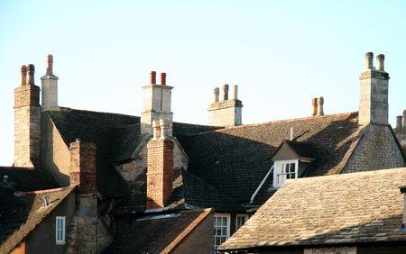 craftmanship: British roofs