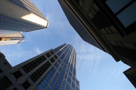 Skyscrapers photo