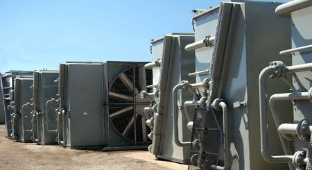 ventilate: Industrial coolers