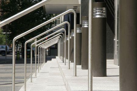 handrails: Handrails