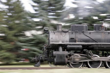 Steam Locomotive Stock Photo - 1564838