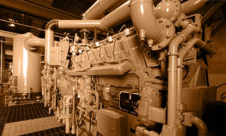 Natural gas compression  Machinery