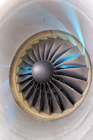 turbofan: Aviones Engin Turbofan