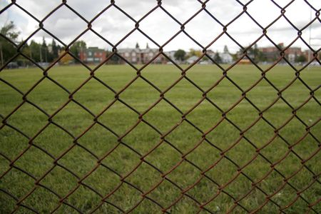 to other side: Other side of the fence