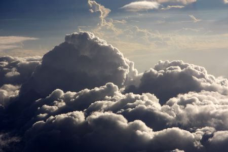 cirrus: Cloud scape