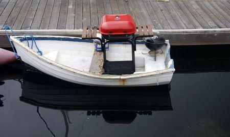 afloat: B.B.Q Boat