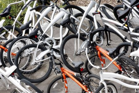 Bikes Stock Photo - 3751566