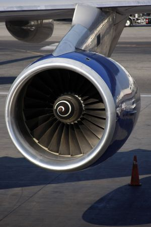 turbofan: Aviones de motor turbofanes