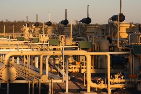 Oil and gad industry