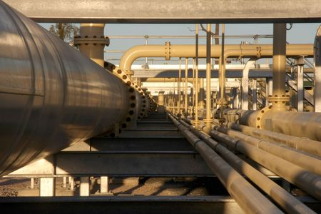 Oil and gas Industry Stock Photo - 4309834