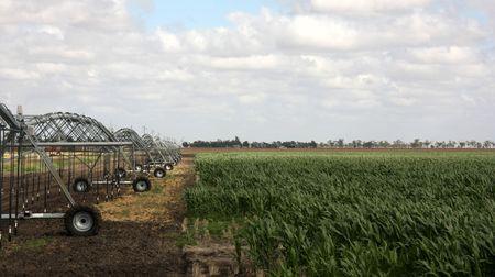 splutter: Farming and irrigation