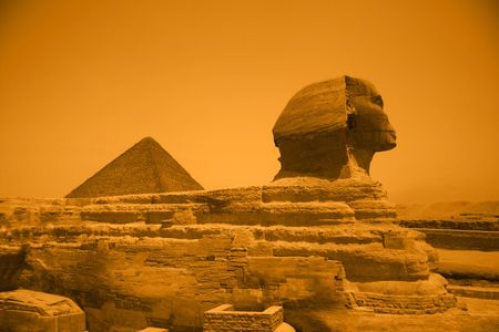 The great Pyramid  photo