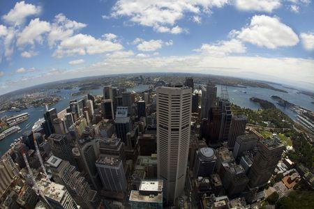 View of Sydney  Australia