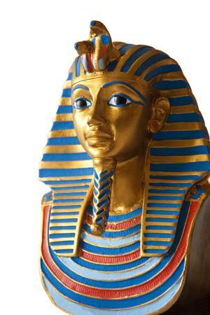 Egyptian pharaoh miniature Stock Photo - 8225023