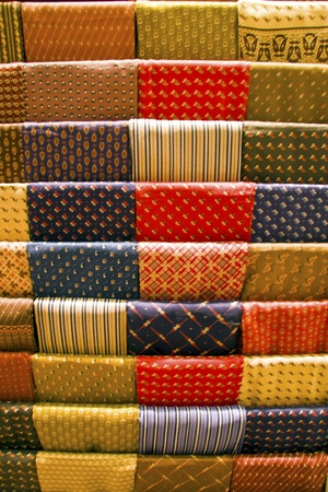Neck ties collection  Stock Photo - 10335801
