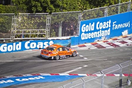 supercar: GoldCoast 600 V8 Supercar   21-23 October 2011 Car race   The track
