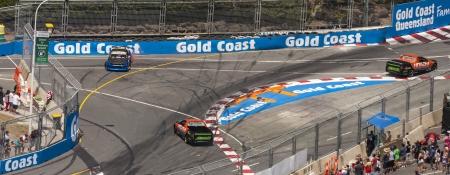 supercar: GoldCoast 600 V8 Supercar   21-23 October 2012 Car race  Australia Editorial