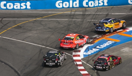 GoldCoast 600 V8 Supercar   21-23 October 2012 Car race  Australia