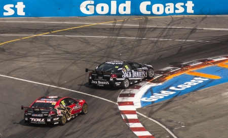 GoldCoast 600 V8 Supercar   21-23 October 2012 Car race   - Australia