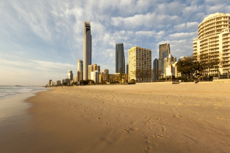 surfers paradise: Beautiful Surfers Paradise On The Gold Coast