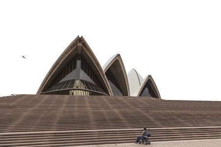 SYDNEY - DECEMBER 29  The Iconic Sydney Opera Stock Photo - 26116511