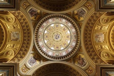 stephen: Santo Stefano basilica interni, Budapest