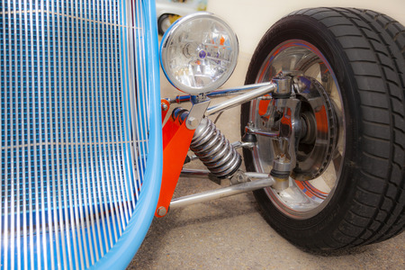 THORNCLIFF CALGARY CANADA, SEPT 13 2014: The annual Show and Shine with Pin Up Girls  \\\\\\\Cars before 1964\\\\\\\  was a great success. Not just great vehicles, live music brig the 50\