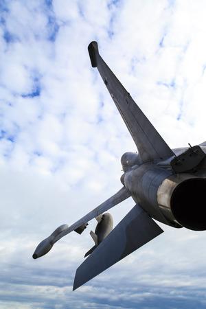 fighter plane: Fighter jet Editorial