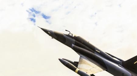 fighter jet: Fighter jet Editorial