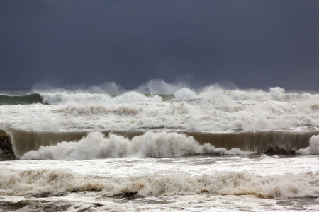 wavely: Storm seascape