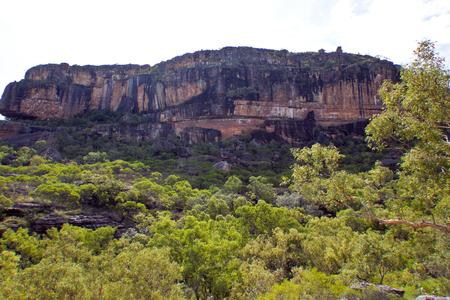 kakadu: Kakadu National Park, Australia - wet season -. Stock Photo