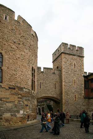 dungeons: The Tower of London, medieval castle and prison