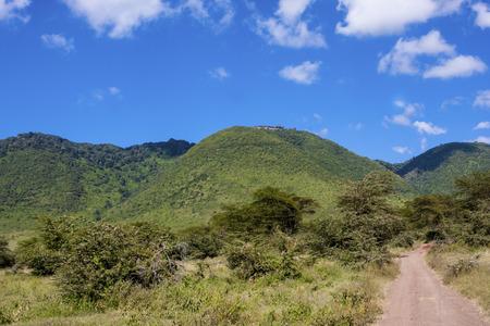 cater: Road To Gnorongoro Cater Tanzania