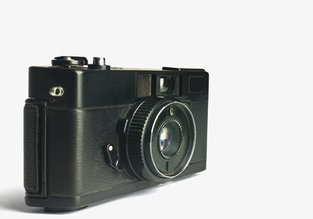 Close-up of a camera photo