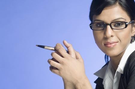 Portrait of a businesswoman Stock Photo - 10169538