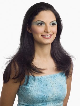 photosindia: Female fashion model posing