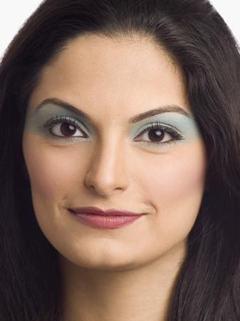 photosindia: Portrait of a female fashion model posing