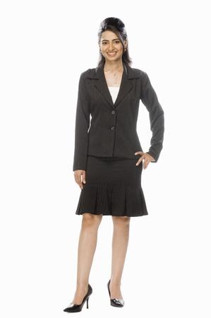 Portrait of a businesswoman Stock Photo - 10124008