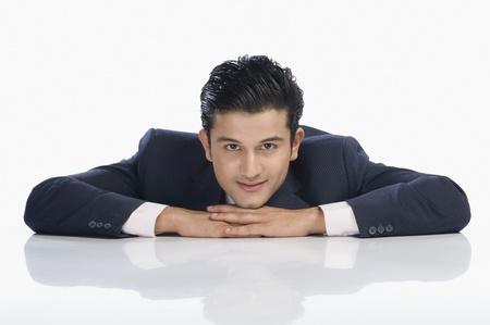 Portrait of a businessman Stock Photo - 10124555