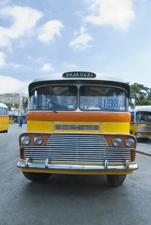terminus: De bus en un terminal de autobuses, La Valeta, Malta