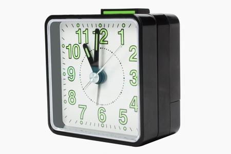clock: Close-up of an alarm clock