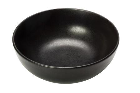 Close-up of a black bowl Reklamní fotografie