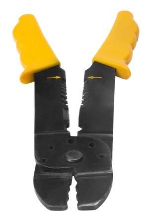 resourceful: Close-up of a wire cutter